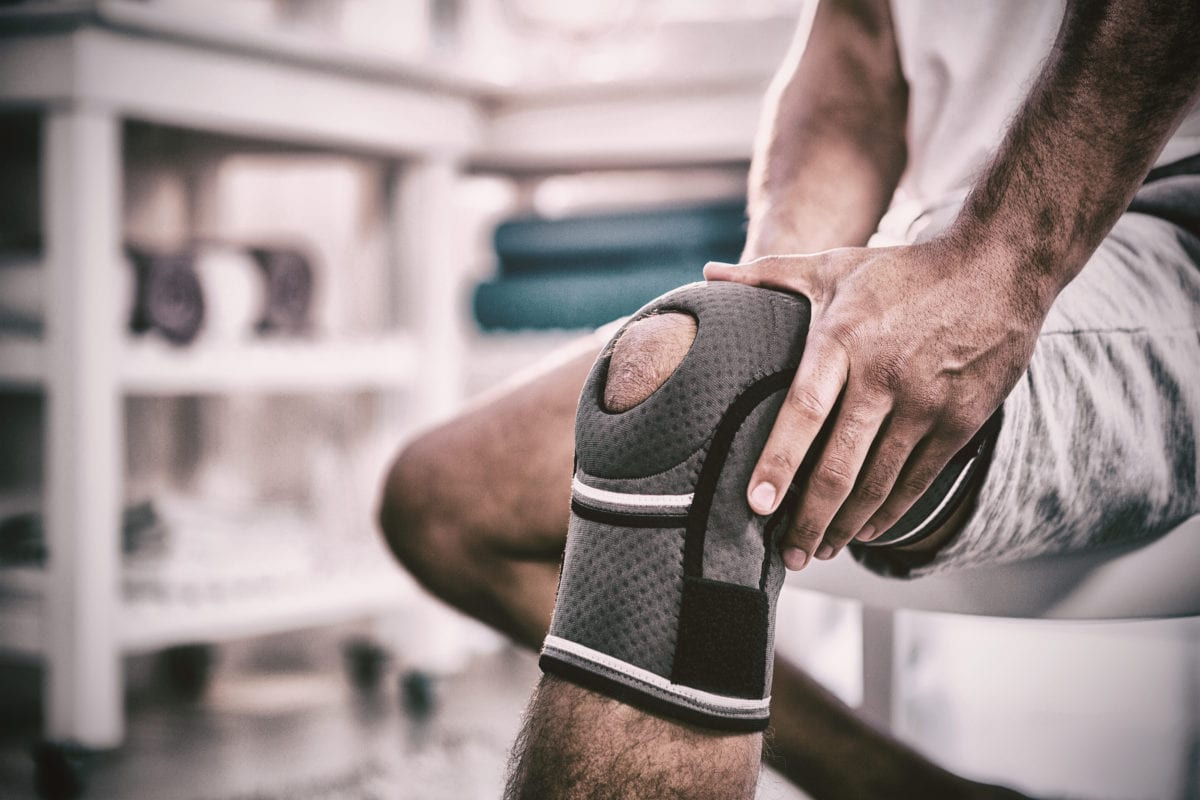 3 Step System For Relieving Knee Pain