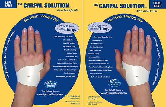 Can the Carpal Solution be worn during the daytime?