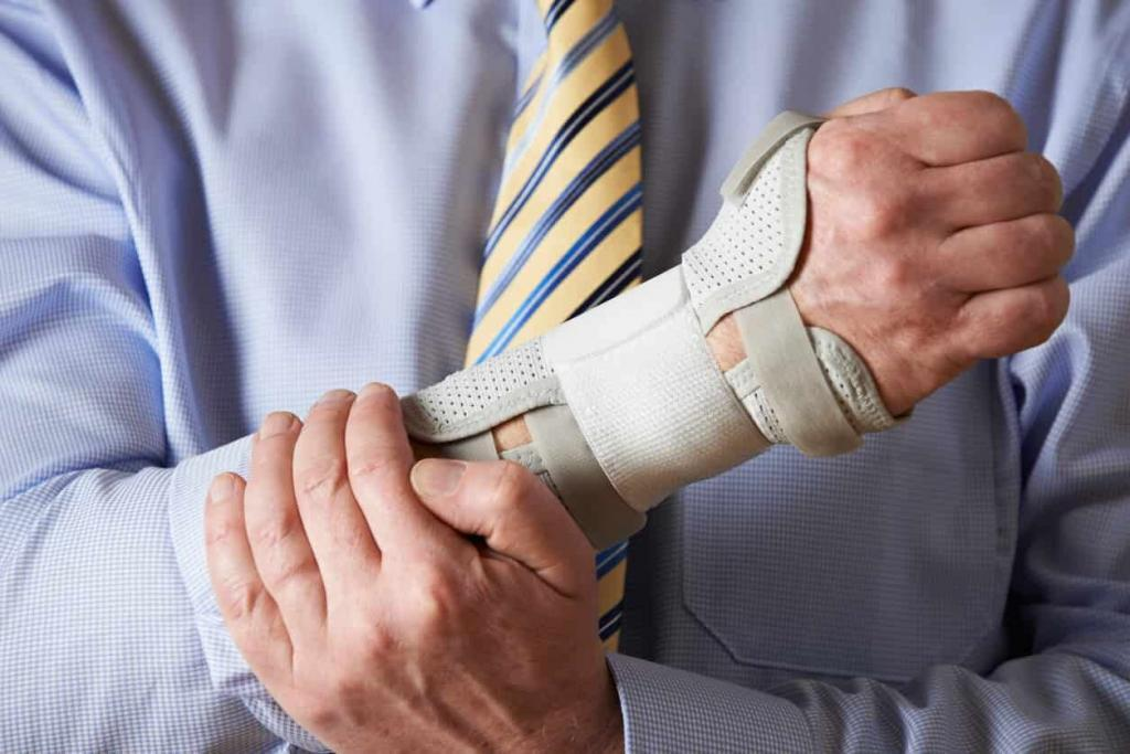 carpal tunnel work injuries st louis workers compensation