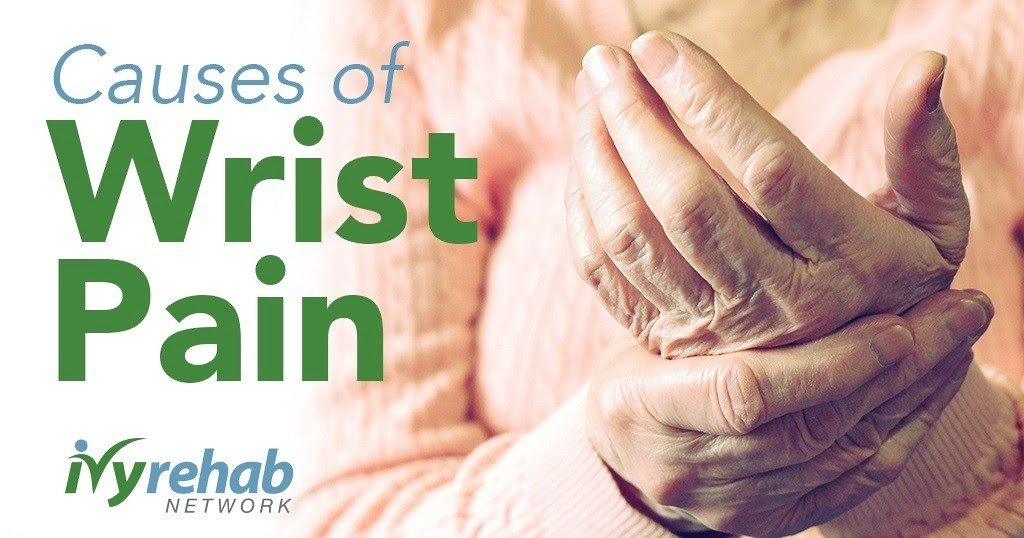 Causes of Experiencing Sharp Pain in Wrist