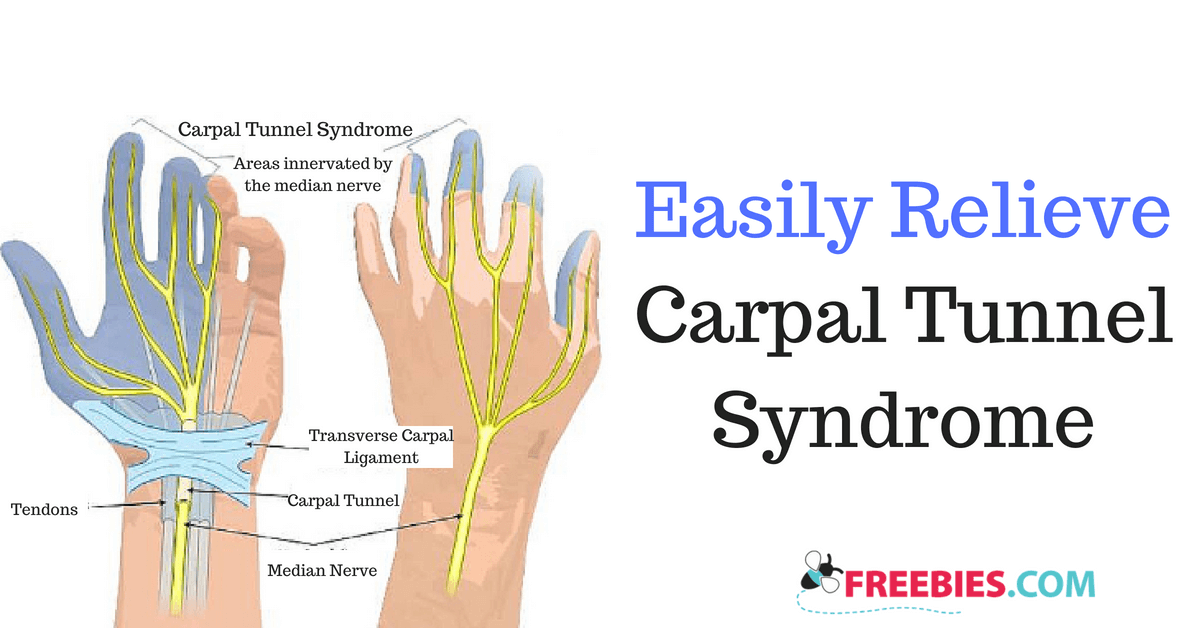 Easily Relieve Carpal Tunnel Syndrome