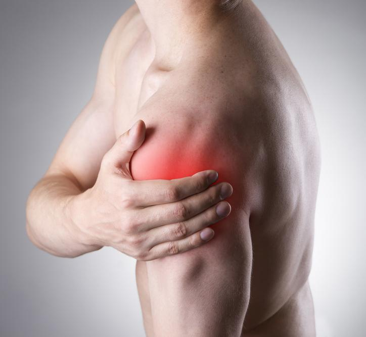 FIX SHOULDER PAIN (3 EASY WAYS)  Muscle Monsters