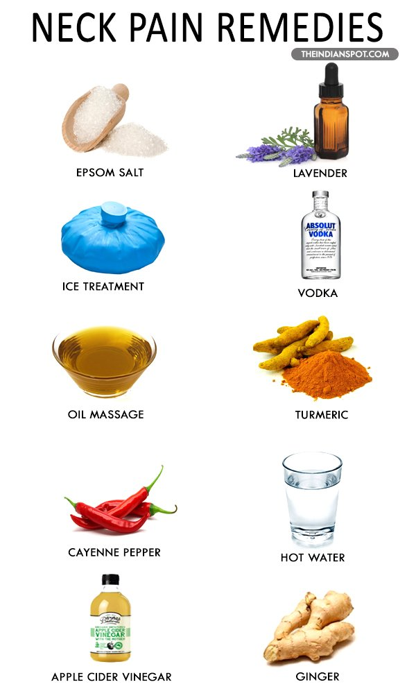 For common causes of neck pain, try these simple remedies ...