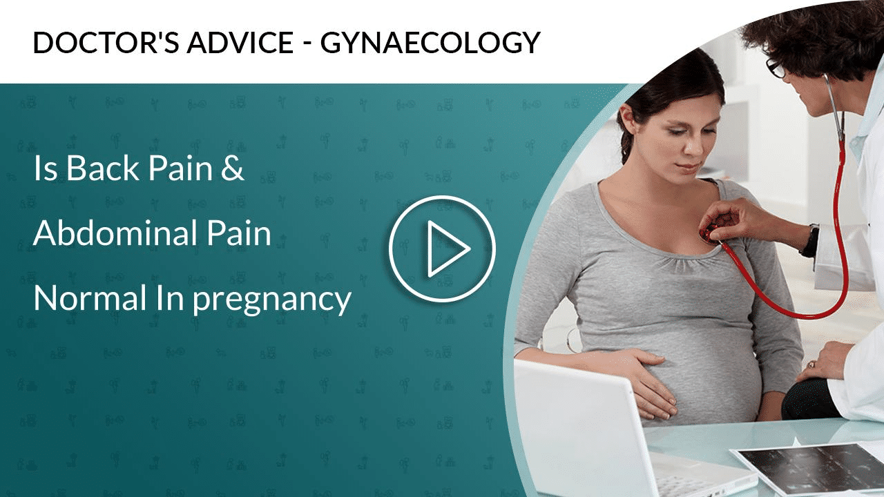 Is Back Pain &  Abdominal Pain Normal During Pregnancy ...