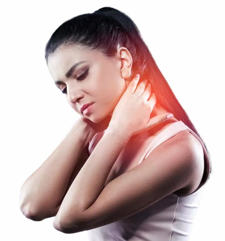 Neck Pain on Right Side