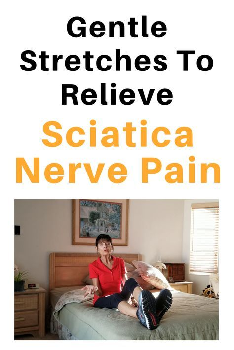 Pin on Sciatic nerve pain