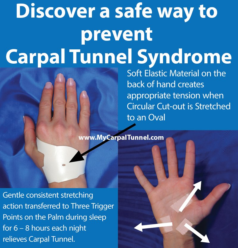 Preventing Carpal Tunnel Syndrome