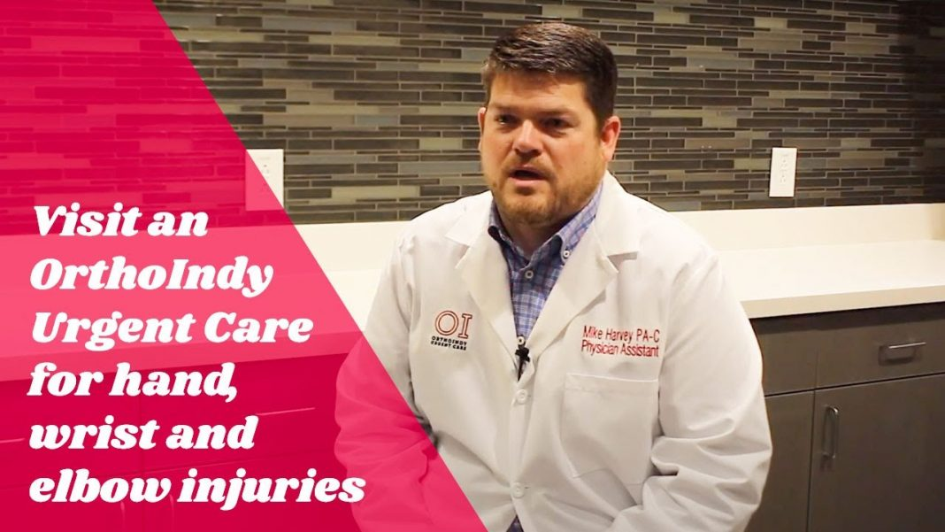 should you go to orthoindy urgent care or the er for your