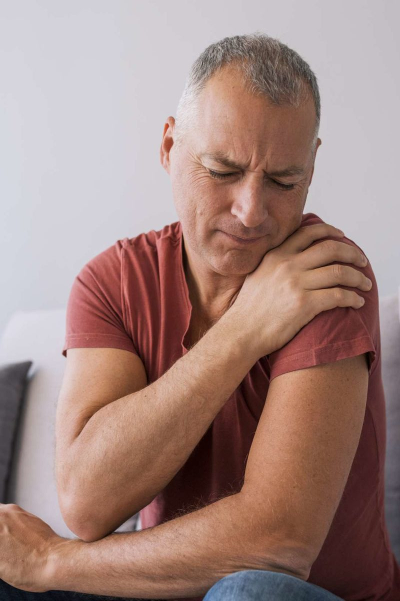 Shoulder pain: Causes, treatment, and self