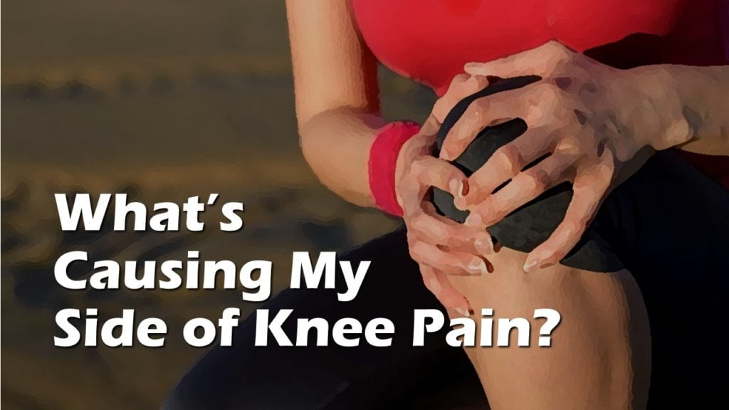 side of knee pain