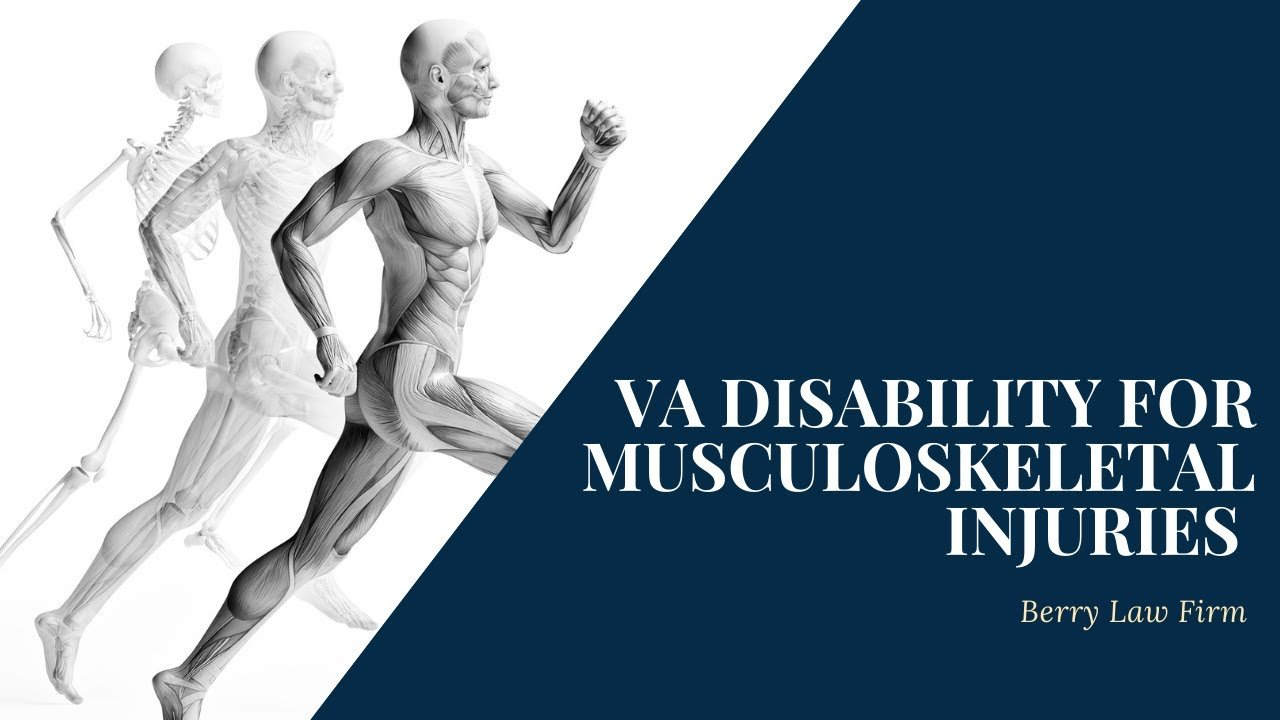 The VA Disability for Flare Ups and VA Musculoskeletal Ratings