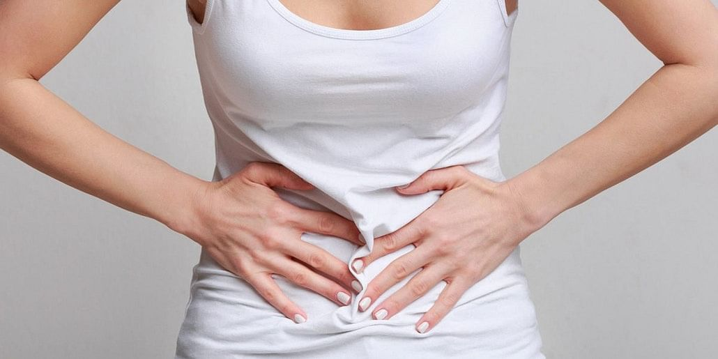 This is which causes stomach discomfort in IBS patients
