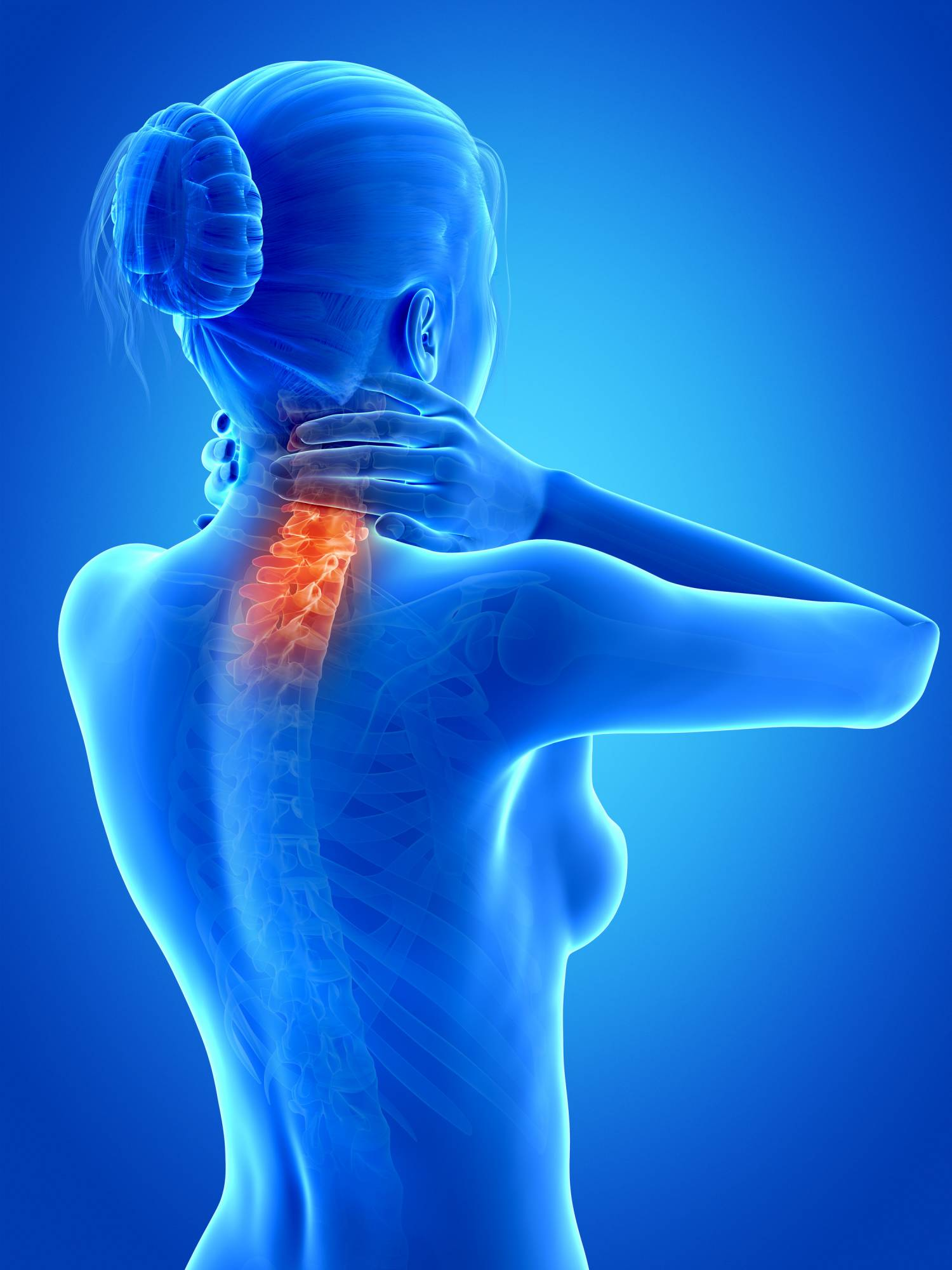 Treating Neck Pain Spreading To The Back of Your Head