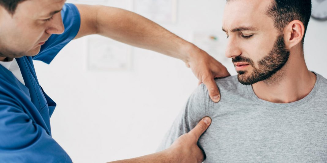 what does it mean to dislocate your shoulder ispine