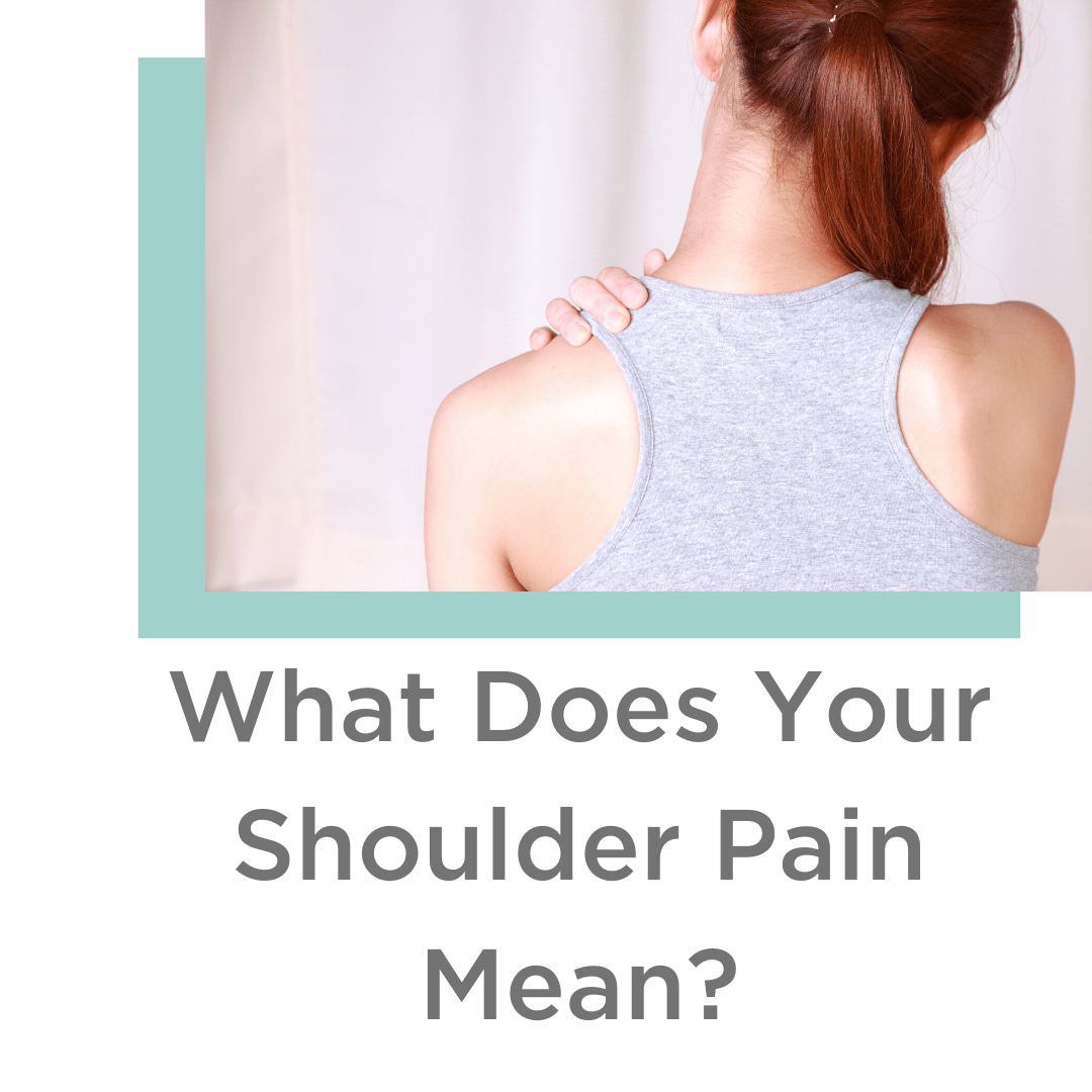What Does Your Shoulder Pain Mean? â Simply Well