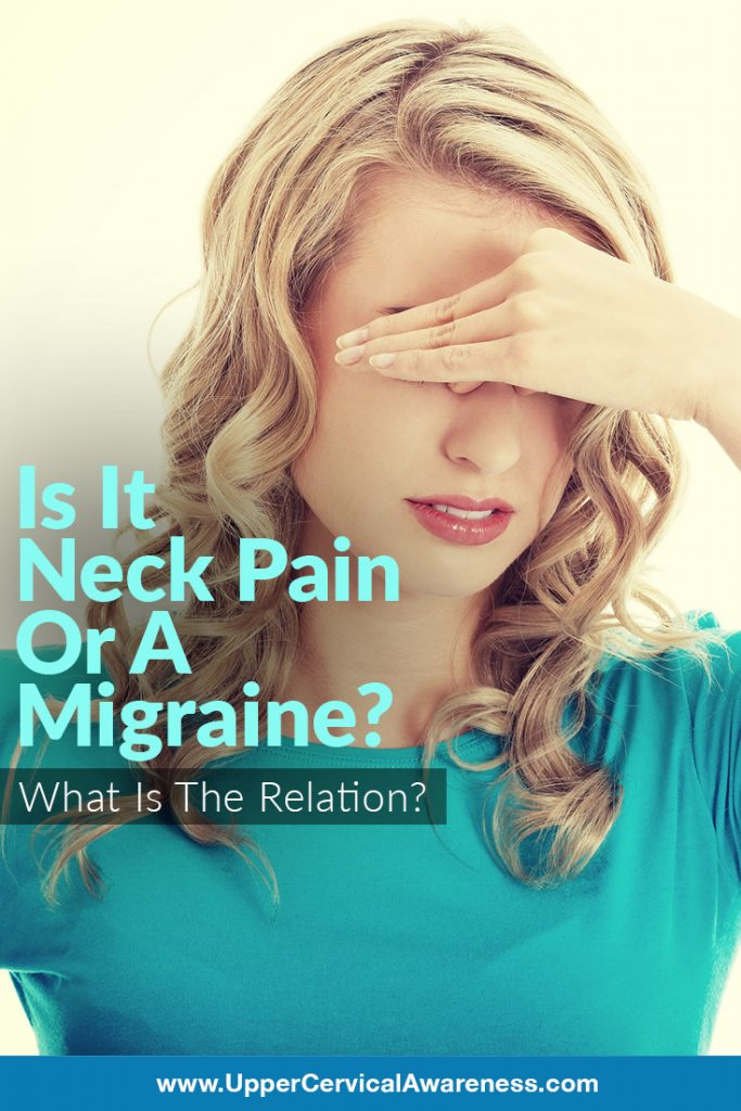 why neck pain is frequently related to migraines upper