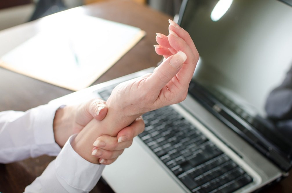 Wrist Pain that doesn
